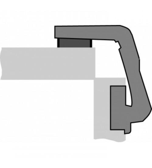 Corner Hinges Kitchen: Corner Cabinet Bi Fold Concealed Hinge