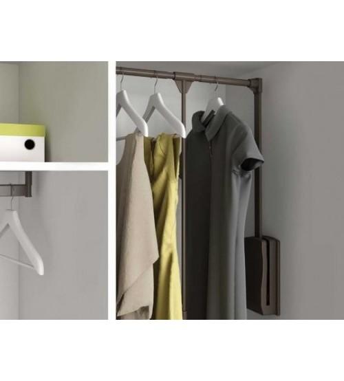 pull down hanging rail. Black Bedroom Furniture Sets. Home Design Ideas